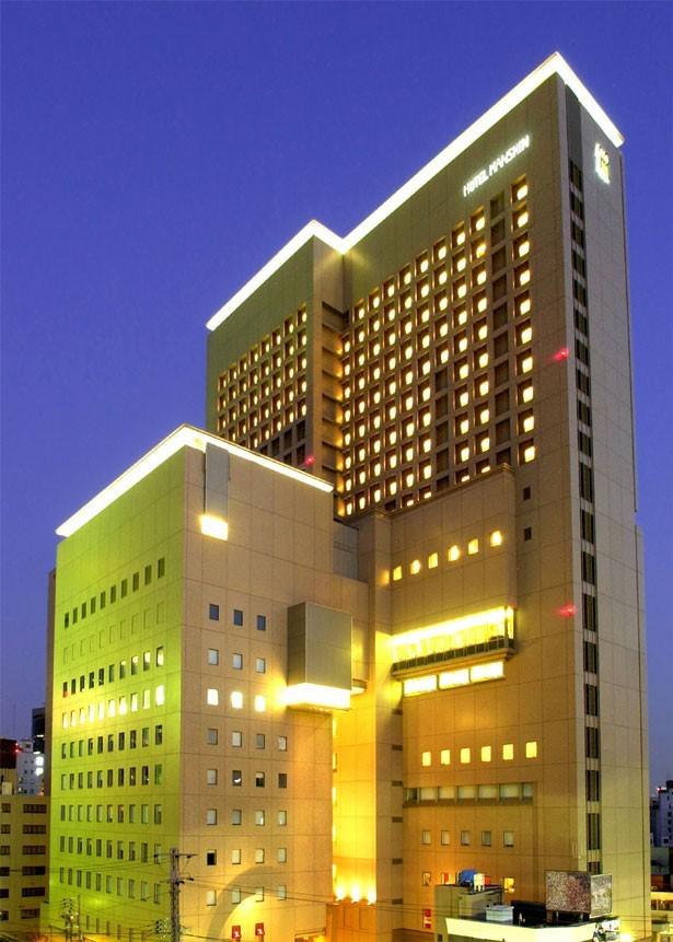 日帰りでも利用できる天然温泉を完備したホテル阪神