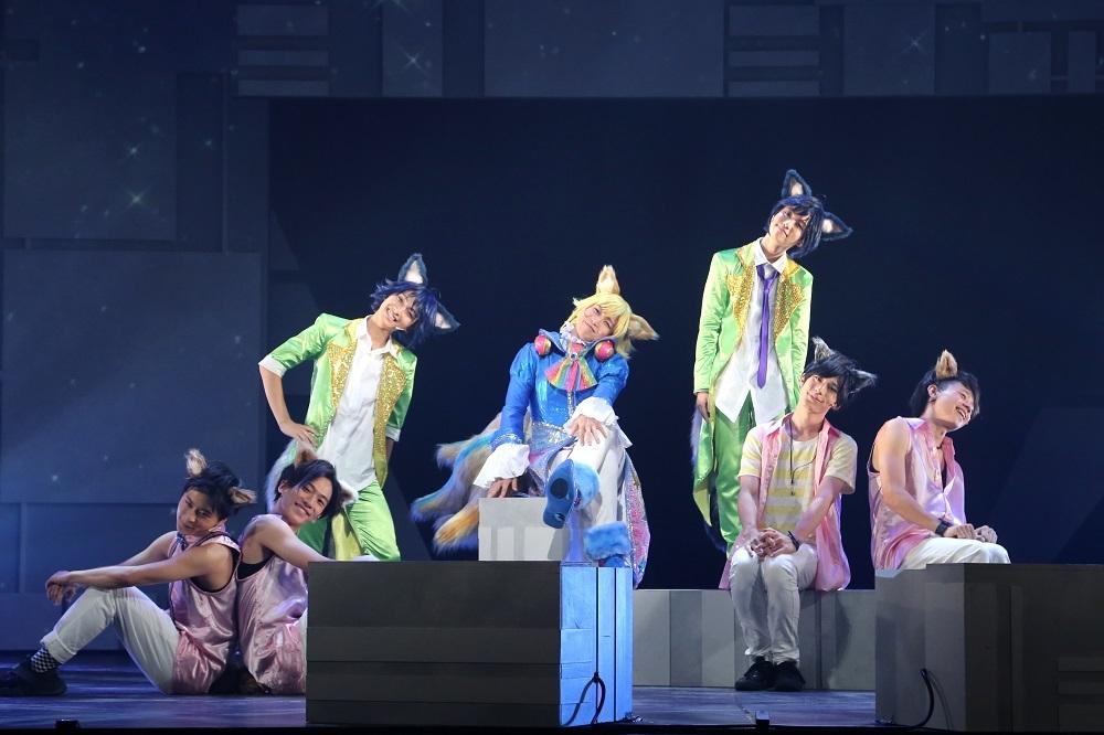 トライクロニカ (C)2012, 2018 SANRIO CO., LTD. SHOWBYROCK!! 製作委員会#