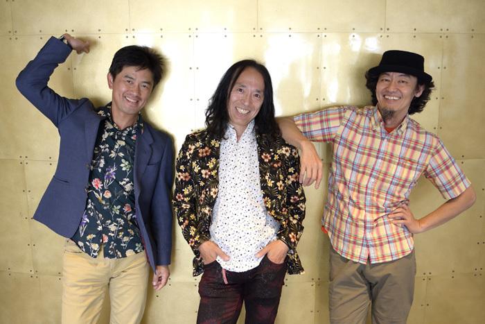 左から 古賀剛、石渕聡、近藤良平