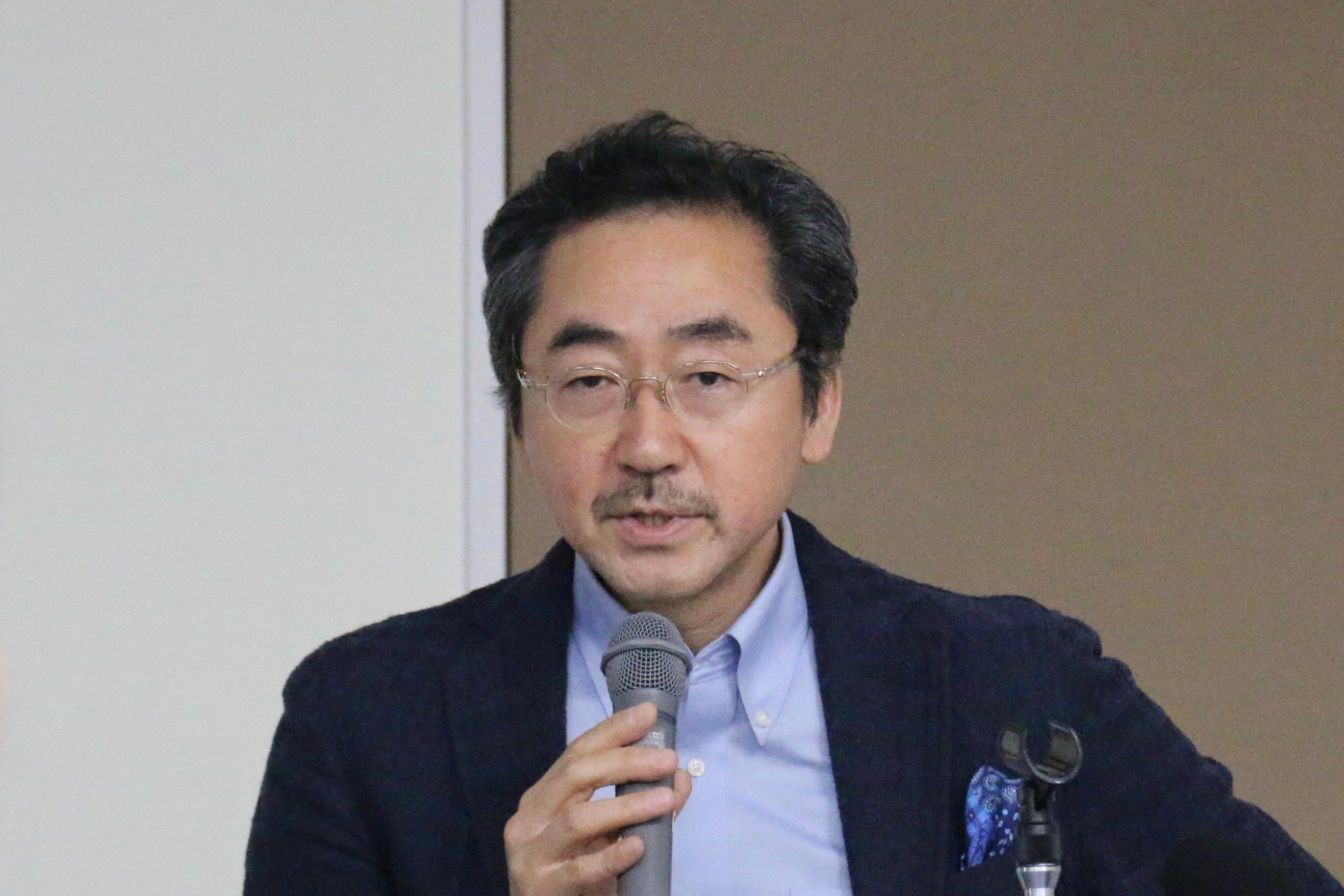 スヌーピーミュージアム館長・中山三善氏