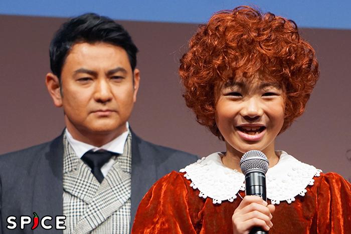 チーム・バケツ アニー役の荒井美虹