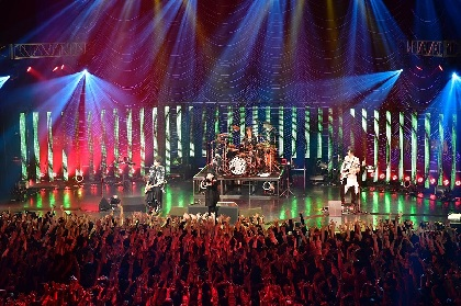 シド 結成15周年イヤーの幕開けを飾る元日ライブ、『シド初め』オフィシャルレポート