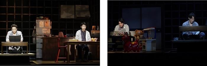 (左から)福田悠太(ふぉ~ゆ~)、高田翔、室龍太、越岡裕貴(ふぉ~ゆ~)