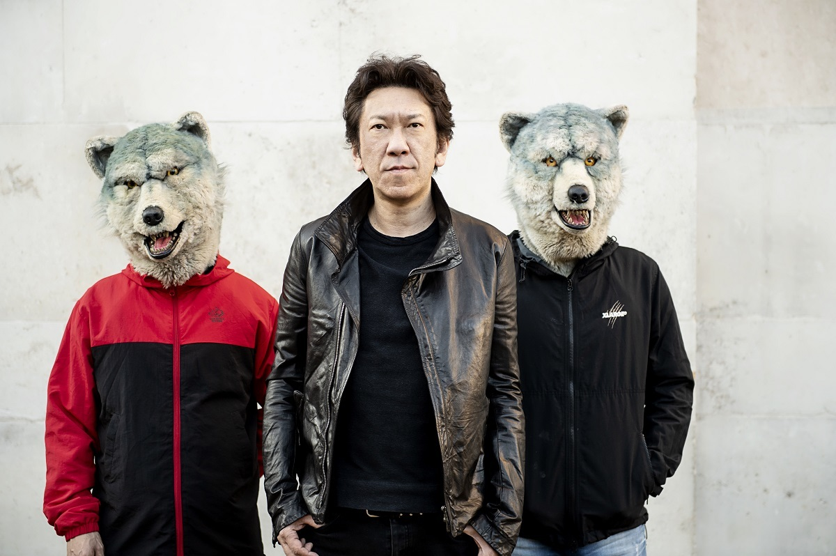 布袋寅泰、MAN WITH A MISSION