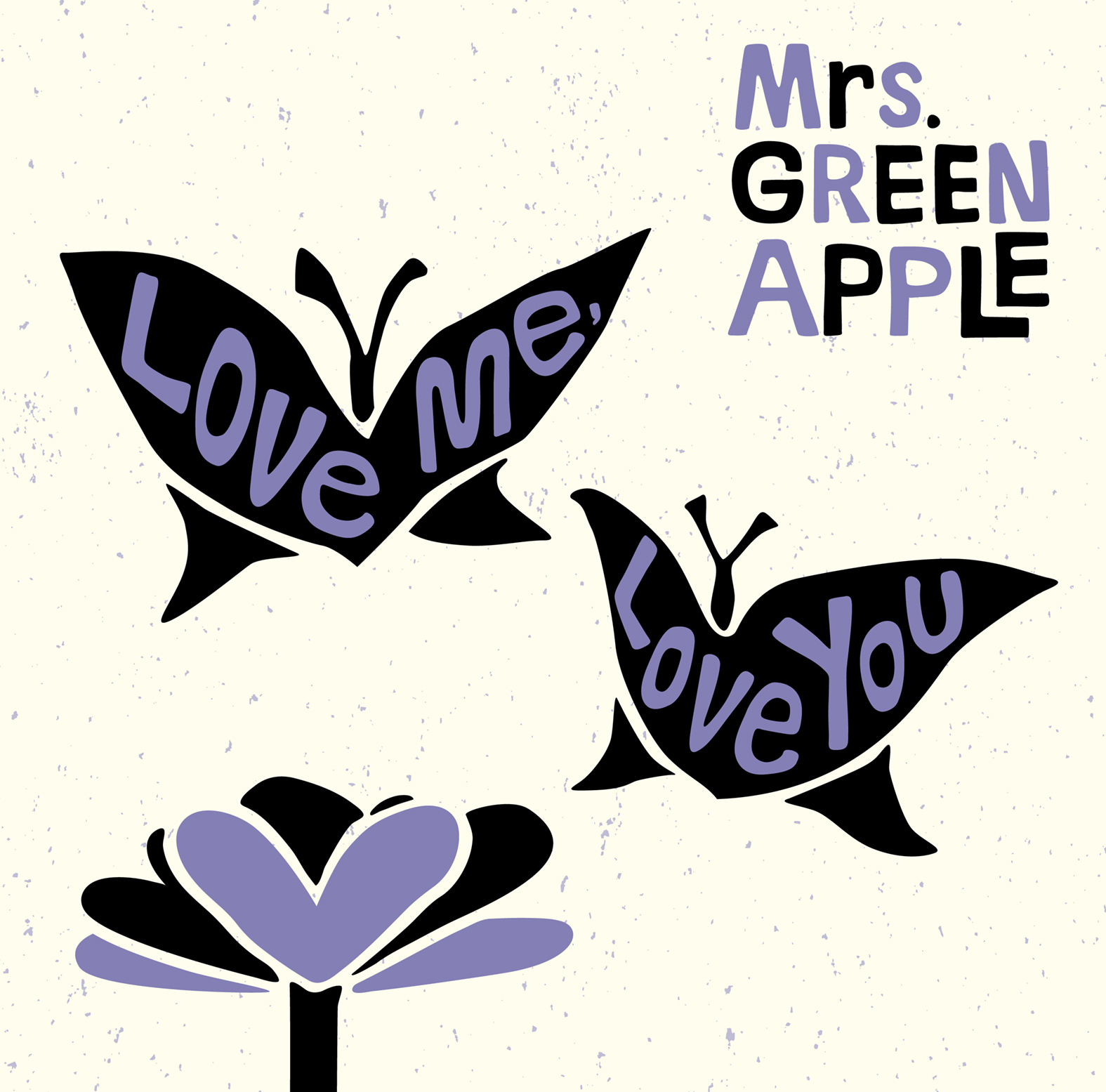 Mrs. GREEN APPLE「Love me, Love you」初回限定盤