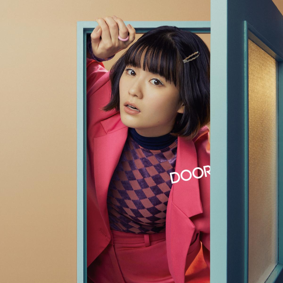 『DOOR』ジャケット