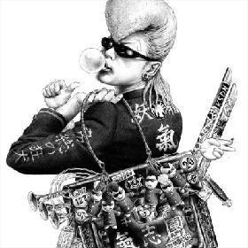 氣志團、ニューアルバム『万謡集』の全曲紹介動画を公開 全国ツアー『リーゼント魂』スケジュールも発表に