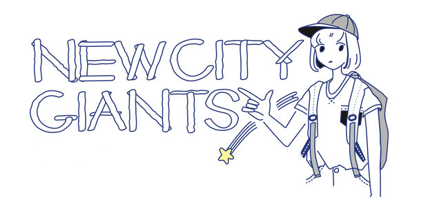 「NEW CITY GIANTS」ロゴ