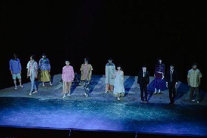 """芝居と音楽を融合した独自の作風""""妙―ジカル""""を上演するFUKAIPRODUCE羽衣、本多劇場で一回限りのLIVEを開催"""