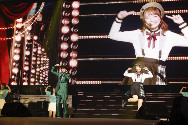 オーイシマサヨシ×オーハシアヤカ (C)Animelo Summer Live 2019
