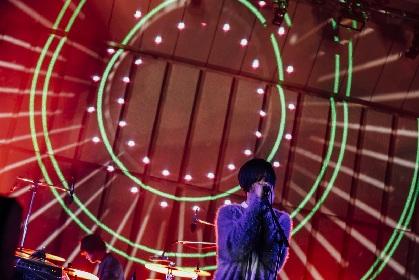 androp、日比谷野外大音楽堂での初野外ワンマンライブをDVD/Blu-rayで発売 ニューシングル「Joker」と同時リリースへ