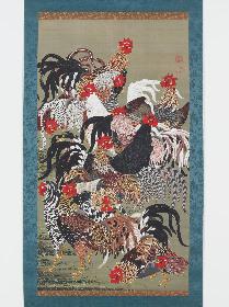 伊藤若冲の作品がフランスで公開 展覧会『若冲―〈動植綵絵〉を中心に』がパリで開催に