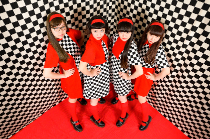 THE TOMBOYSがミニアルバム『NOW'N'RUN』をリリースを発表、3ヶ月連続ツーマン企画も