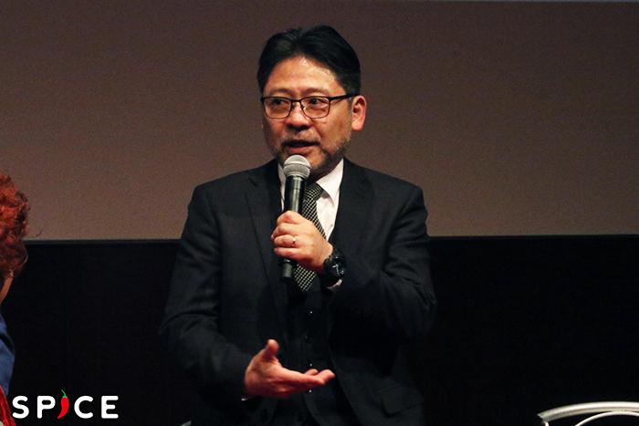 演出の山田和也