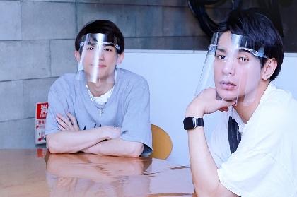 百名ヒロキ×古谷大和によるオフィシャルインタビューが到着 舞台『ゼロの無限音階』が銀座博品館劇場にて上演中
