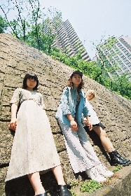 リーガルリリー恒例の企画ライブ『海の日』、今年のテーマ「東京」に込めた想いや新しいアプローチとは