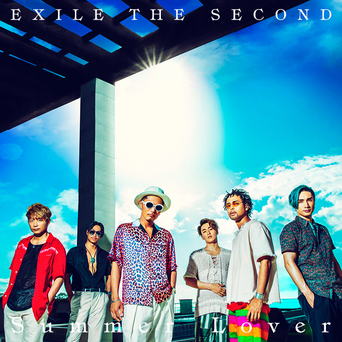 EXILE THE SECOND「Summer Lover」RZC1-86360
