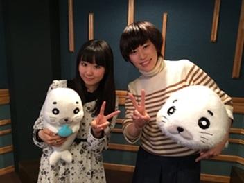 『少年アシベ GO!GO!ゴマちゃん』河村&東山 (C)森下裕美・OOP/Team Goma