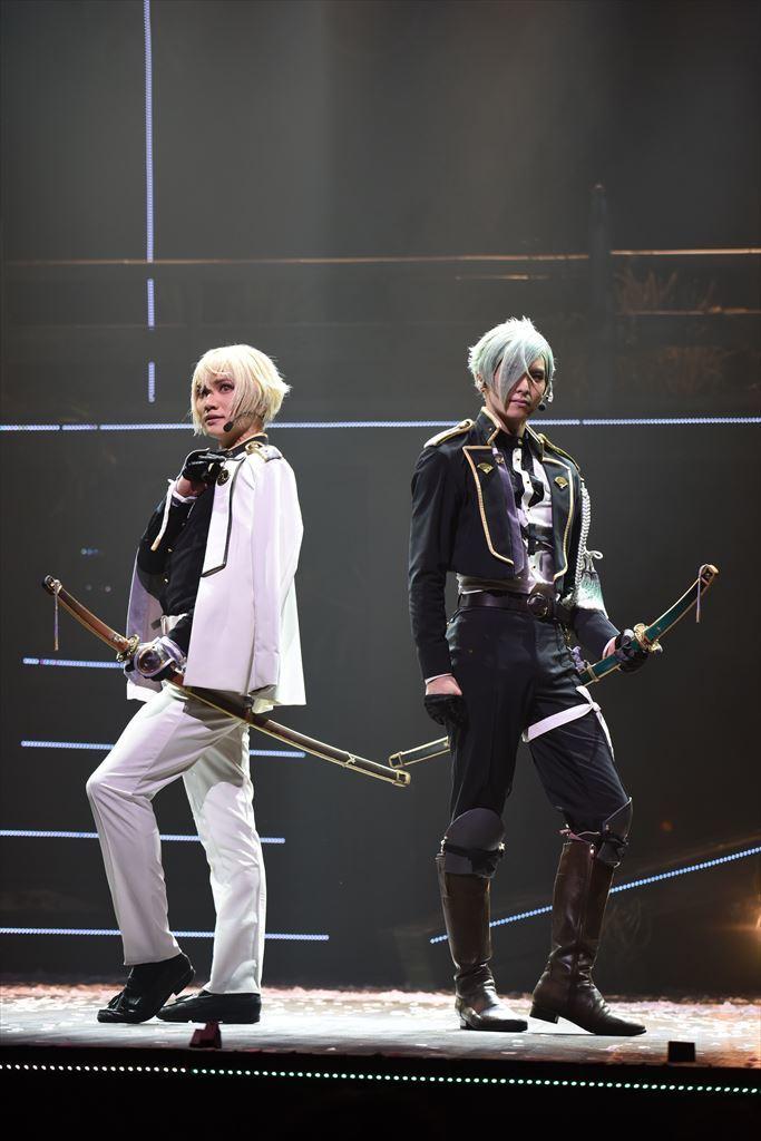 ※写真は2019年公演のものです。 撮影:宮内勝  (C)ミュージカル『刀剣乱舞』製作委員会
