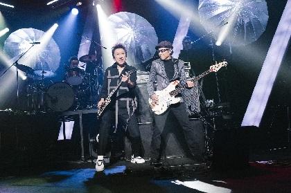 布袋寅泰 ツアー最終日の神戸公演に松井常松と高橋まことが出演決定、31年ぶりの共演へ