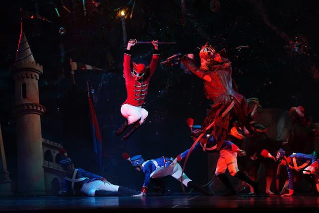 Kバレエ カンパニー『くるみ割り人形』 (c)Hidemi Seto