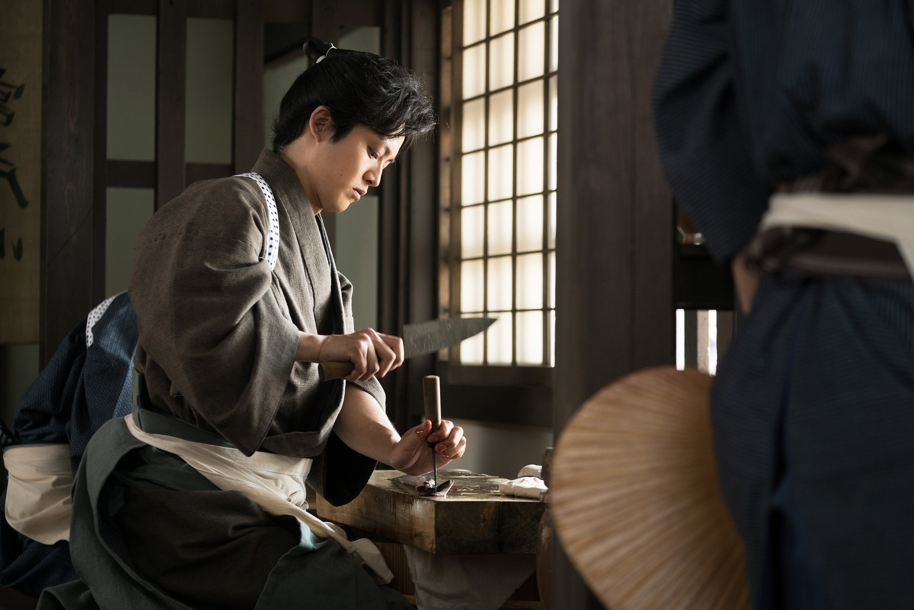 (C)2019映画「居眠り磐音」製作委員会