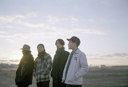 Yogee New Waves メジャーデビュー第一弾「SPRING CAVE e.p.」3月14日発売決定