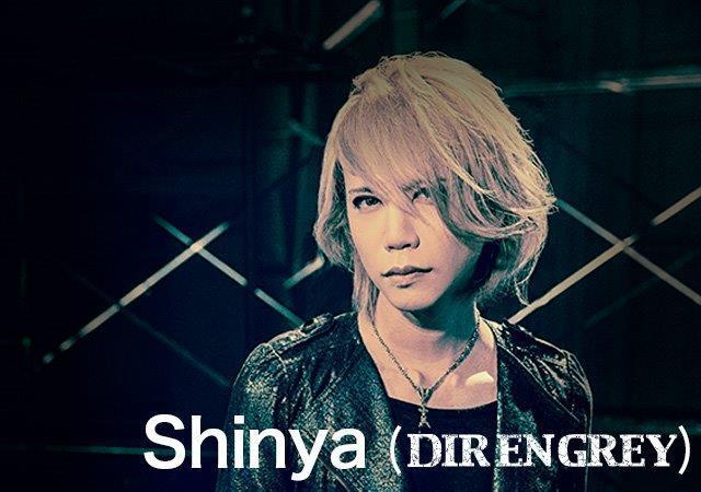 Shinya(DIR EN GREY)