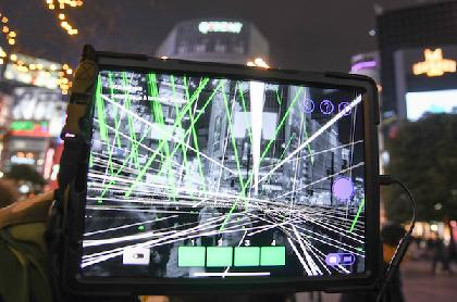 ARの活用で渋谷の街がデジタルアートの美術館に!『MUTEK.JP 2019』とのコラボレーション『INVISIBLE ART IN PUBLIC』体験レポート