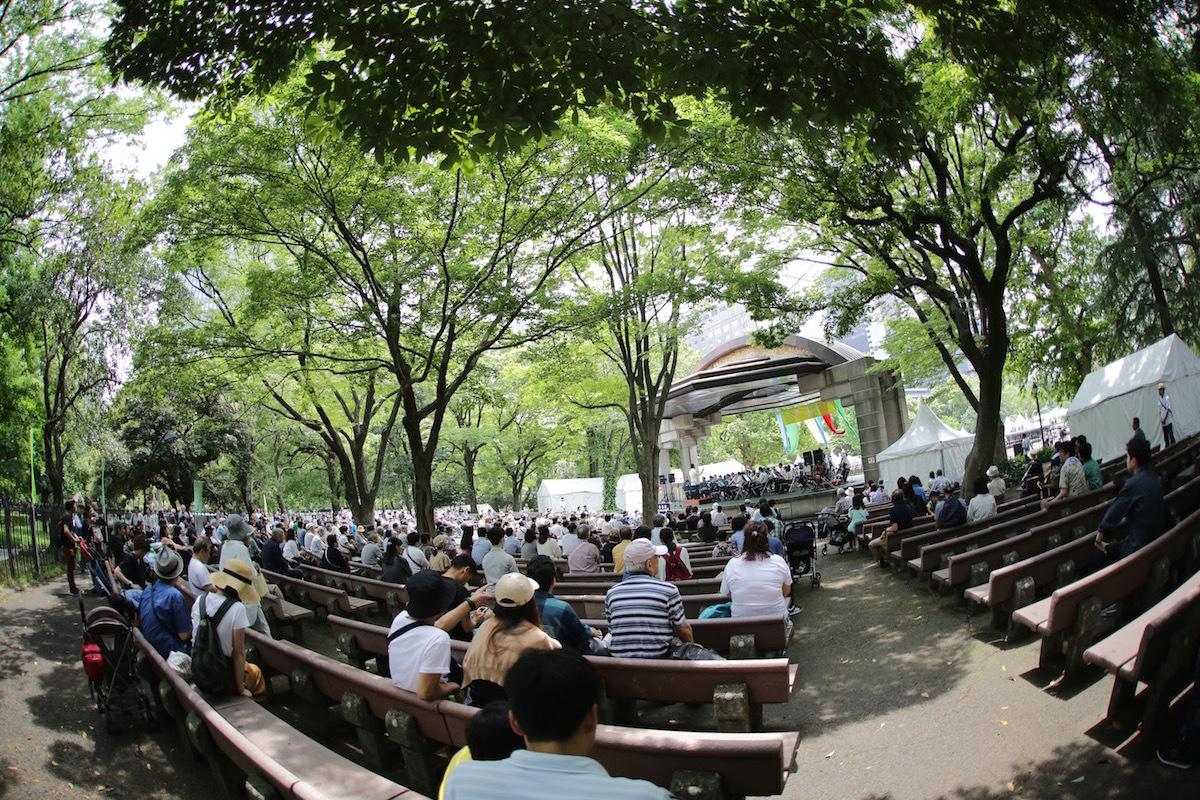 (写真提供:日比谷音楽祭)