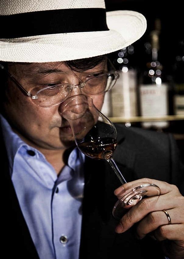 ウイスキー評論家・山岡秀雄氏