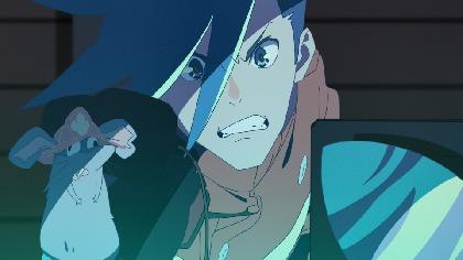 興行収入10億突破!映画『プロメア』前日譚「ガロ」編/「リオ」編付き上映決定