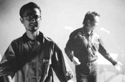 田島貴男(オリジナル・ラブ)×長岡亮介(ペトロールズ)による『ふたりソウルショウ』がライブCDに