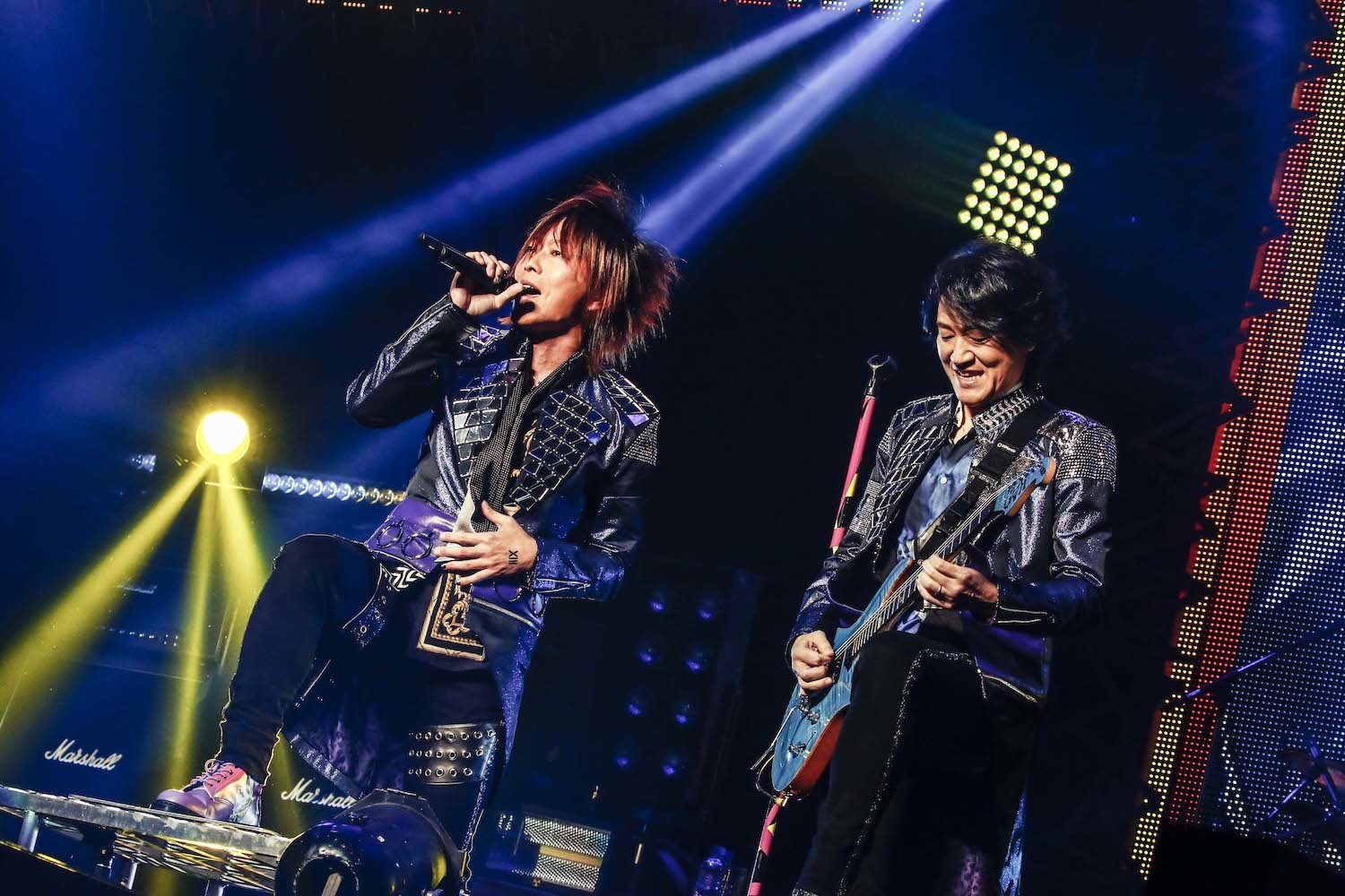 "GRANRODEO 『GRANRODEO LIVE 2018 G13 ROCK☆SHOW ""Don't show your back!""』 カメラマン:キセキミチコ"