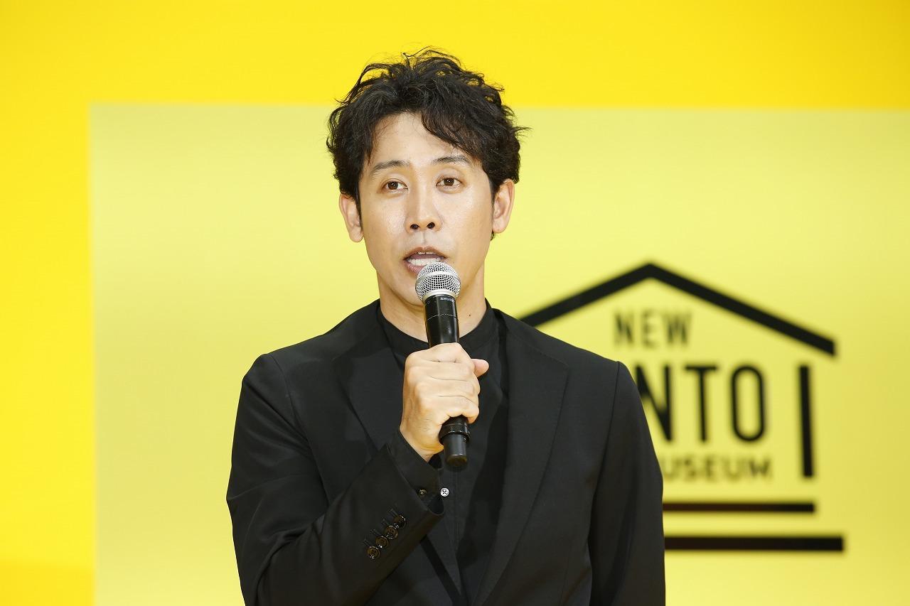 大泉洋『NEW TANTO LIFE MUSEUM 1日館長就任式』