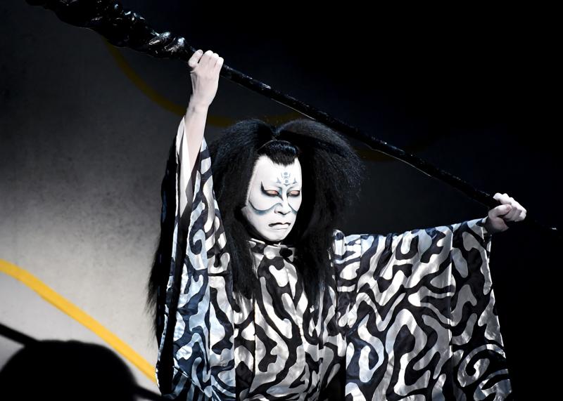 新作歌舞伎『風の谷のナウシカ』ミラルパ=坂東巳之助  /(C)松竹
