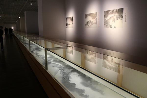《生々流転》(1923年、東京国立近代美術館蔵)