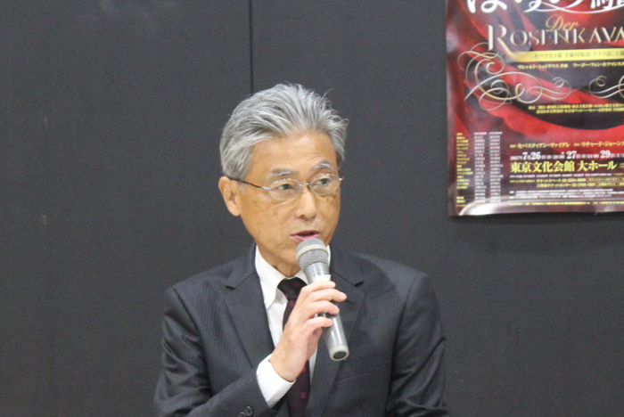 丹波康雄(愛知県芸術劇場館長)