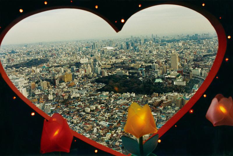 尾仲浩二 Tokyo Candy Box No.00, 1999 (C)Koji Onaka