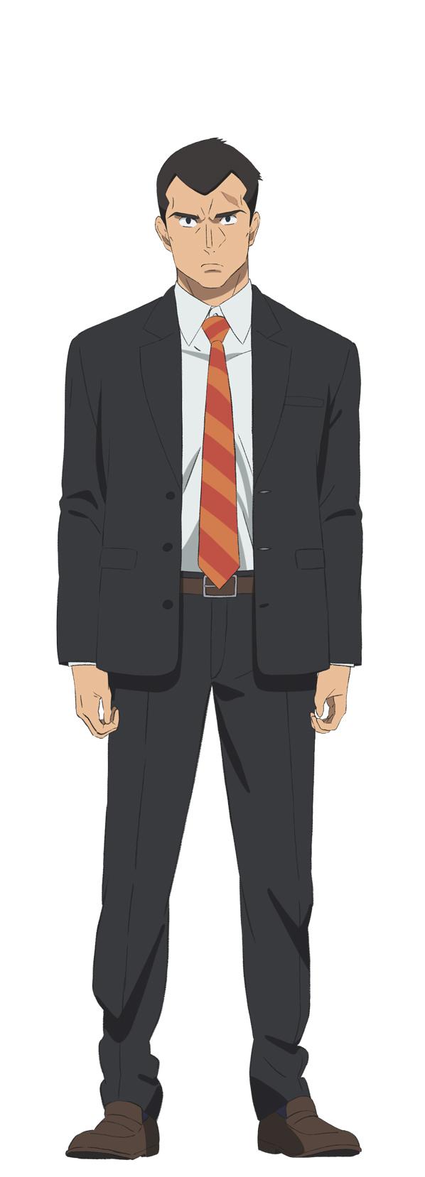 寺田刑事_キャラクタービジュアル (C)城平京・片瀬茶柴・講談社/虚構推理製作委員会