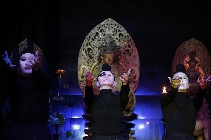 夏木マリ演出・出演、清水寺にて7年目の文化奉納「NATSUKI MARI FESTIVAL in KYOTO 2020『PLAY×PRAY』第七夜」を開催