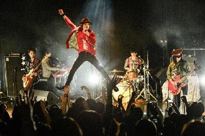 THE BOHEMIANS 初ベストアルバム詳細発表、全国ツアー&夏のワンマンも決定