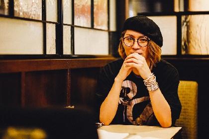 咲人(JAKIGAN MEISTER、NIGHTMARE)ソロ始動から1年、挑戦と模索の日々、そしてバンドへの想いを語る