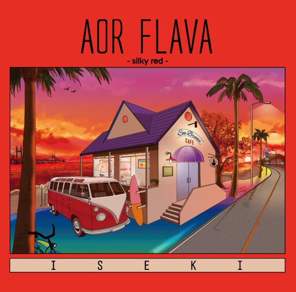 ISEKI『AOR FLAVA -silky red-』