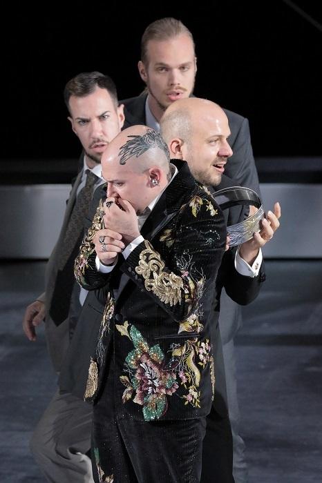 Bayerische Staatsoper (C) Wilfried Hösl