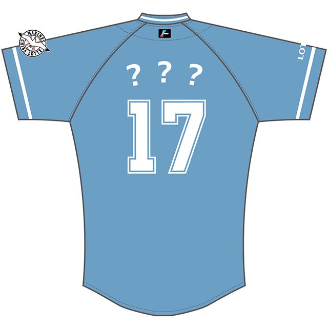 選手を身近に感じてもらうことを目的に、背ネームをニックネームに変更する。そのニックネームも募集中だ