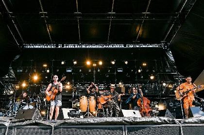 OAU『RUSH BALL 2020』ライブレポート ーー音楽が鳴っている、喜びに満ち溢れたステージ