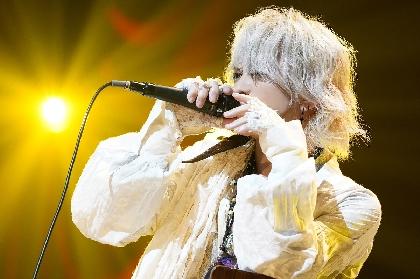 HYDE、ソロ活動20周年記念『20th Orchestra Tour HYDE ROENTGEN 2021』横浜公演オフィシャルレポート到着