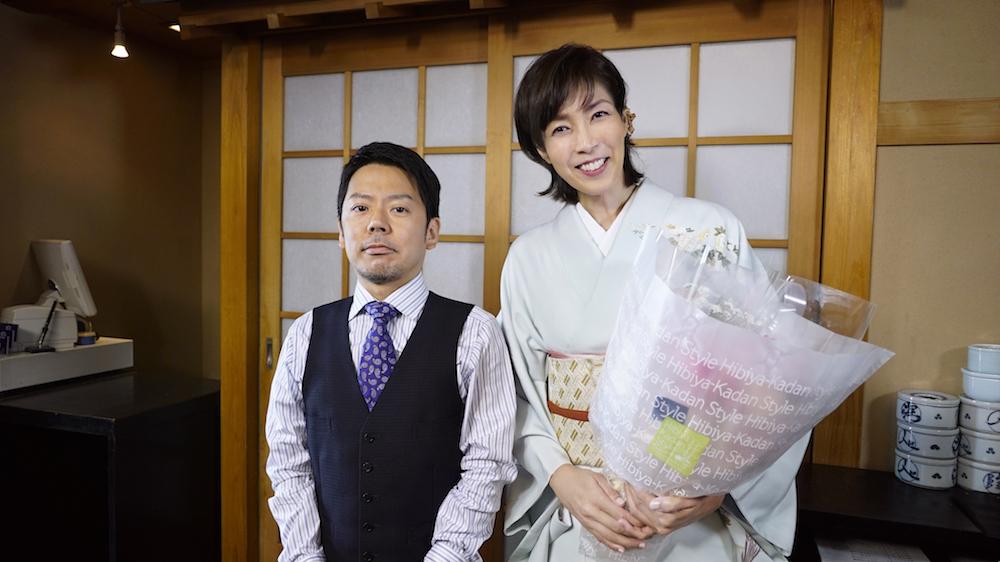 ケツメイシRYO&大林素子