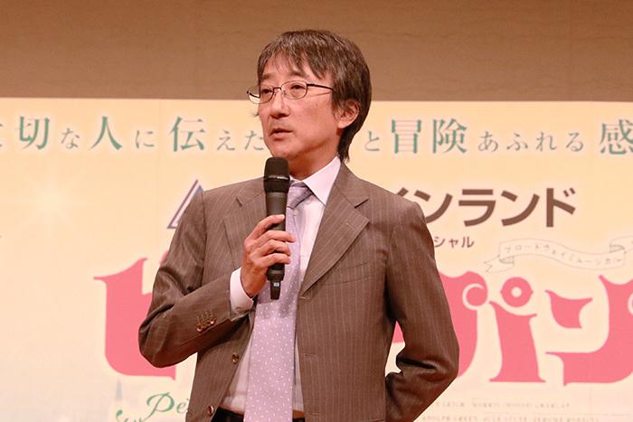 株式会社ホリプロ代表取締役社長・堀 義貴